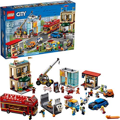 レゴ シティ 【送料無料】LEGO City Capital City 60200 Building Kit (1211 Pieces)レゴ シティ