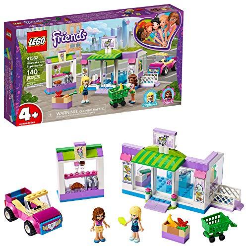 レゴ フレンズ 【送料無料】LEGO Friends Heartlake City Supermarket 41362 Building Kit (140 Pieces)レゴ フレンズ