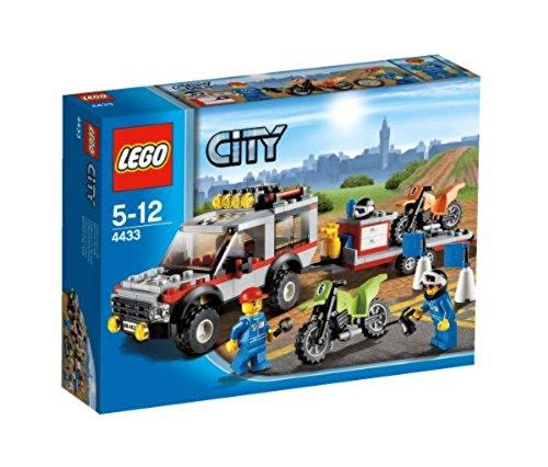 レゴ シティ LEGO CITY Dirt Bike Transporter 4433レゴ シティ