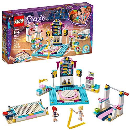 レゴ フレンズ 【送料無料】LEGO Friends Stephanie's Gymnastics Show 41762 Building Kit (241 Pieces)レゴ フレンズ