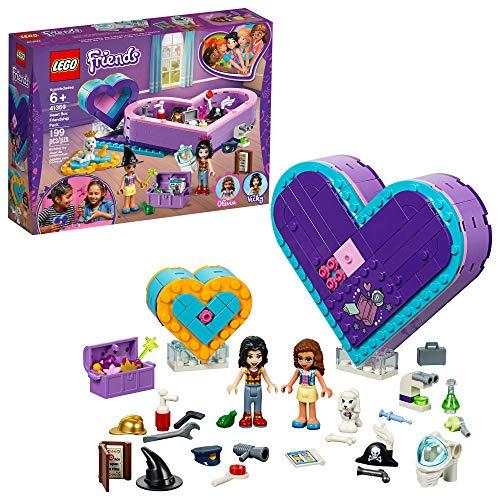 レゴ フレンズ 【送料無料】LEGO Friends Heart Box Friendship Pack 41359 Building Kit (199 Pieces)レゴ フレンズ
