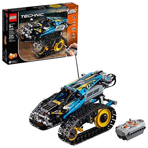 レゴ テクニックシリーズ LEGO Technic Remote-Controlled Stunt Racer 42095 Building Kit, 2019 (324 Pieces)レゴ テクニックシリーズ