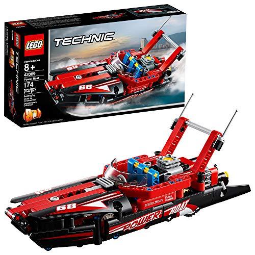 レゴ テクニックシリーズ 【送料無料】LEGO Technic Power Boat 42089 Building Kit (174 Pieces)レゴ テクニックシリーズ