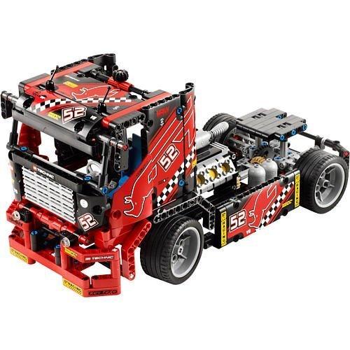 レゴ テクニックシリーズ 【送料無料】Lego 8041 Technic Race Truck - Limited Edition by LEGOレゴ テクニックシリーズ