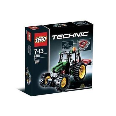 レゴ テクニックシリーズ LEGO: Technic Mini Tractorレゴ テクニックシリーズ