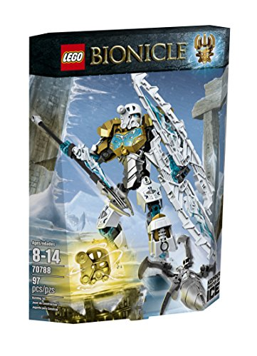 レゴ バイオニクル LEGO Bionicle Kopaka - Master of Ice Toy (70788), (Discontinued by manufacturer)レゴ バイオニクル