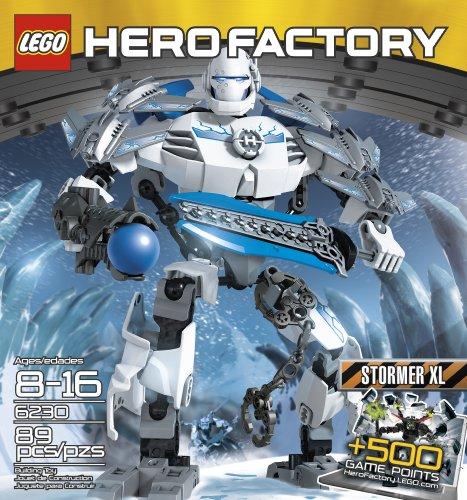 レゴ バイオニクル LEGO Hero Factory 6230 Stormer XLレゴ バイオニクル