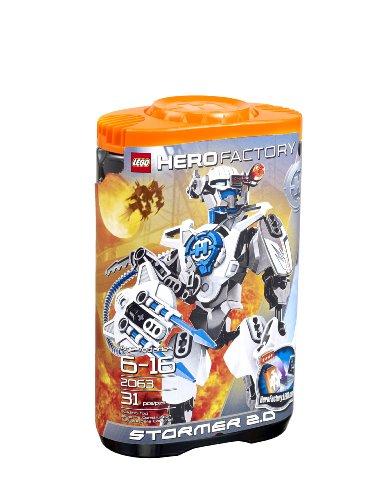 レゴ バイオニクル LEGO Hero Factory Stormer 2.0 2063レゴ バイオニクル