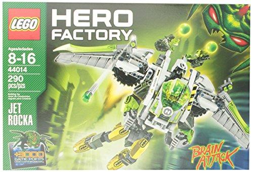 レゴ バイオニクル LEGO Hero Factory Jet Rockaレゴ バイオニクル