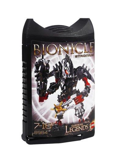 レゴ バイオニクル LEGO Bionicle 8984 Glatorian Legends Series 7 Inch Tall Figureレゴ バイオニクル