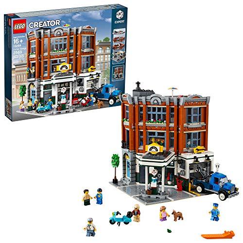 レゴ クリエイター 【送料無料】LEGO Creator Expert Corner Garage 10264 Building Kit (2569 Pieces)レゴ クリエイター