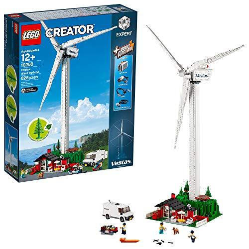レゴ クリエイター 【送料無料】LEGO Creator Expert Vestas Wind Turbine 10268 Building Kit (826 Pieces)レゴ クリエイター