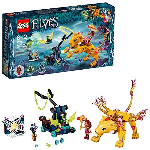 レゴ エルフ 【送料無料】Lego Elves 41192 Azari and The Trap for The fireレゴ エルフ