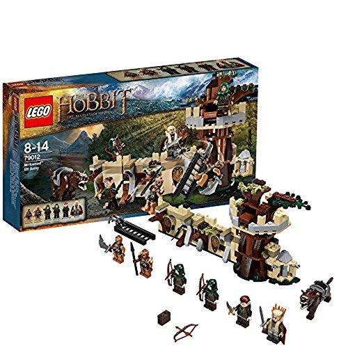 レゴ エルフ LEGO The Hobbit: An Unexpected Journey 79012: Mirkwood Elf Armyレゴ エルフ