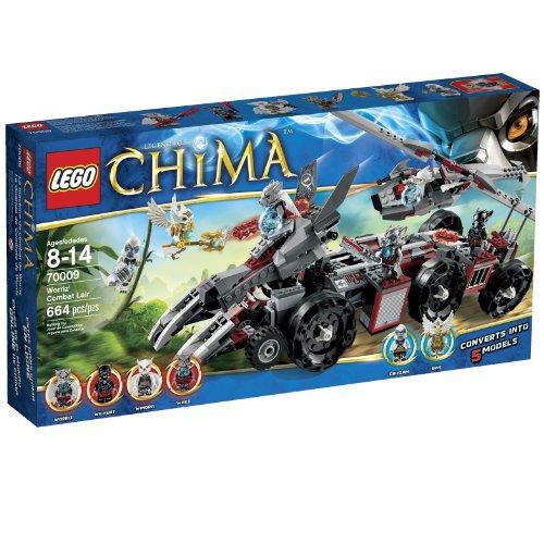 レゴ チーマ LEGO Chima 70009 Worriz Combat Lairレゴ チーマ