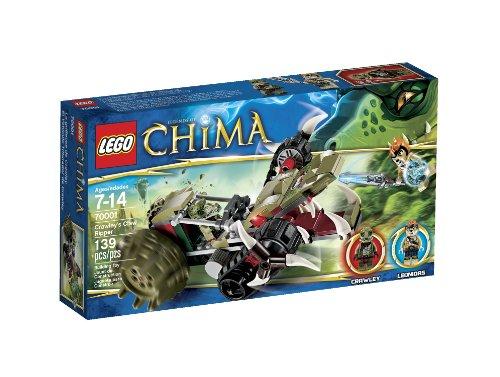 レゴ チーマ 【送料無料】LEGO Chima Crawley Claw Ripper 70001レゴ チーマ