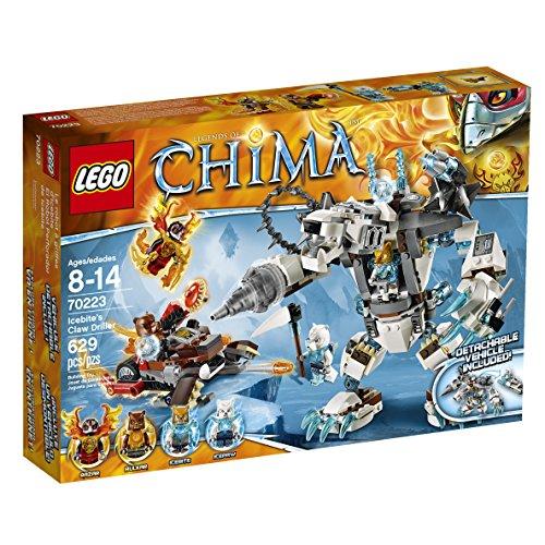 レゴ チーマ LEGO Chima 70223 Icebite's Claw Drillerレゴ チーマ