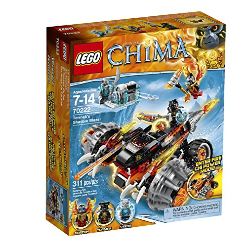 レゴ チーマ LEGO Chima Tormak's Shadow Blazerレゴ チーマ