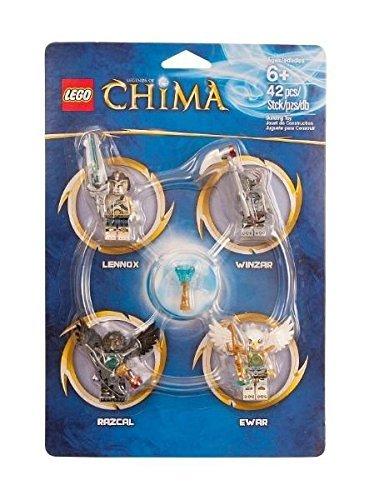レゴ チーマ LEGO 850779 Legends of Chima Minifigure Accessory Set by LEGOレゴ チーマ