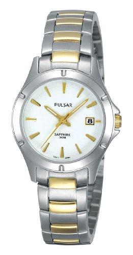 パルサー SEIKO セイコー 腕時計 レディース 【送料無料】Pulsar Dress Womens Analog Quartz Watch with Stainless Steel Bracelet PXT865X1パルサー SEIKO セイコー 腕時計 レディース
