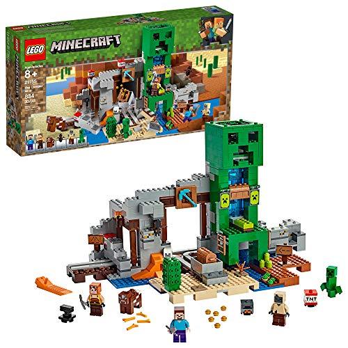 レゴ マインクラフト LEGO Minecraft The Creeper Mine 21155 Building Kit, New 2019 (834 Pieces)レゴ マインクラフト