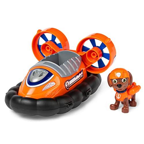 パウパトロール アメリカ直輸入 英語 バイリンガル育児 おもちゃ 【送料無料】Paw Patrol, Zuma's Hovercraft Vehicle with Collectible Figure, for Kids Aged 3 and Upパウパトロール アメリカ直輸入 英語 バイリンガル育児 おもちゃ