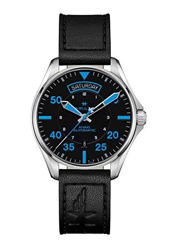 ハミルトン 腕時計 メンズ 【送料無料】Hamilton Khaki Pilot Day Date Air Zermatt H64625731ハミルトン 腕時計 メンズ
