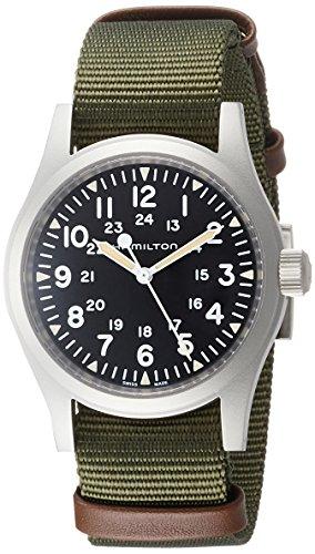 ハミルトン 腕時計 メンズ 【送料無料】Hamilton Khaki Field Mechanical watch H69429931 diameter 38 mmハミルトン 腕時計 メンズ
