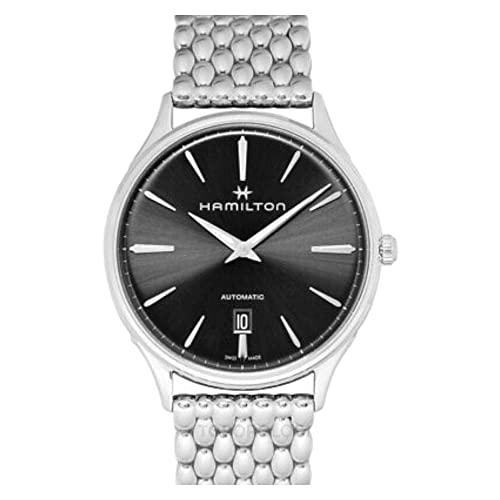ハミルトン 腕時計 メンズ 【送料無料】Hamilton H38525181 Jazzmaster Thinline Automatic Men's Watchハミルトン 腕時計 メンズ