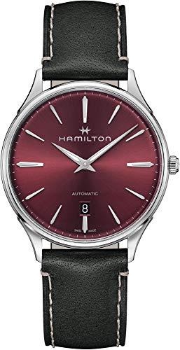 腕時計 ハミルトン メンズ 【送料無料】Hamilton Jazzmaster Thinline Automatic Men's Watch H38525771腕時計 ハミルトン メンズ
