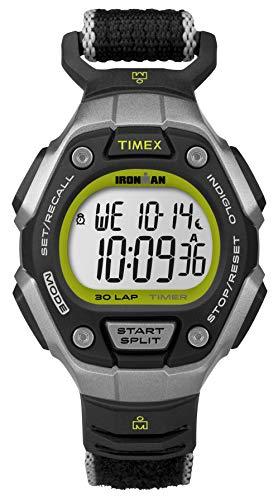 タイメックス 腕時計 レディース 【送料無料】TIMEX Black Fabric Watch-TW5K89800タイメックス 腕時計 レディース