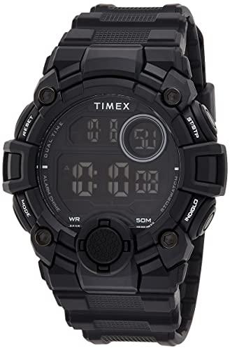 タイメックス 腕時計 メンズ 【送料無料】Timex Mens Digital Watch with Resin Strap TW5M27400タイメックス 腕時計 メンズ