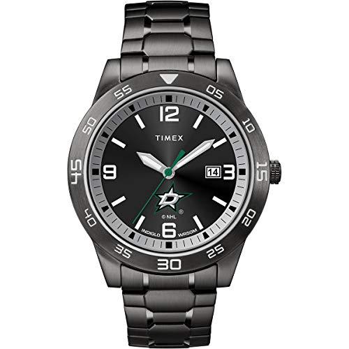 タイメックス 腕時計 メンズ 【送料無料】Timex Men's TWZHSTRMM NHL Acclaim Dallas Stars Watchタイメックス 腕時計 メンズ