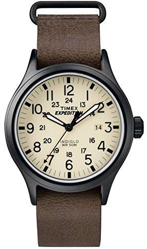 タイメックス 腕時計 メンズ Timex Mens Analogue Classic Quartz Connected Wrist Watch with Leather Strap TWC007000タイメックス 腕時計 メンズ
