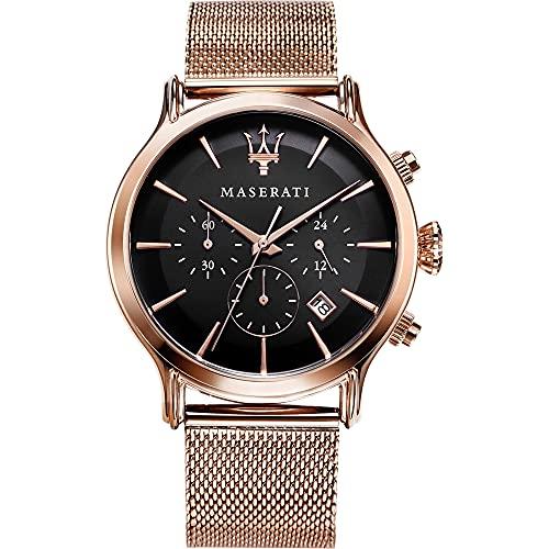 マセラティ イタリア 腕時計 メンズ 【送料無料】MASERATI EPOCA Men's watches R8873618005マセラティ イタリア 腕時計 メンズ