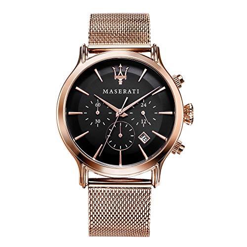 マセラティ イタリア 腕時計 メンズ 【送料無料】MASERATI Fashion Watch (Model: R8873618005)マセラティ イタリア 腕時計 メンズ
