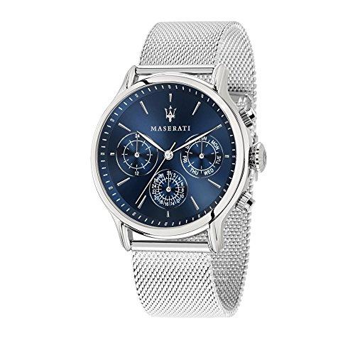 マセラティ イタリア 腕時計 メンズ 【送料無料】MASERATI Fashion Watch (Model: R8853118013)マセラティ イタリア 腕時計 メンズ