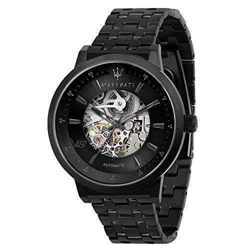 マセラティ イタリア 腕時計 メンズ 【送料無料】Maserati Gran Turismo Mens Analog Automatic Watch with Stainless Steel Bracelet R8823134002マセラティ イタリア 腕時計 メンズ