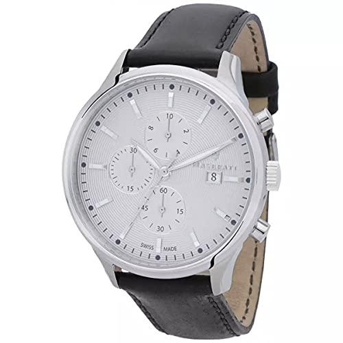 マセラティ イタリア 腕時計 メンズ 【送料無料】Maserati Mens Watch Attrazione Chronograph R8871626002マセラティ イタリア 腕時計 メンズ