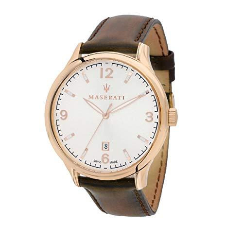 マセラティ イタリア 腕時計 メンズ 【送料無料】Maserati Mens Watch Attrazione R8851126002マセラティ イタリア 腕時計 メンズ