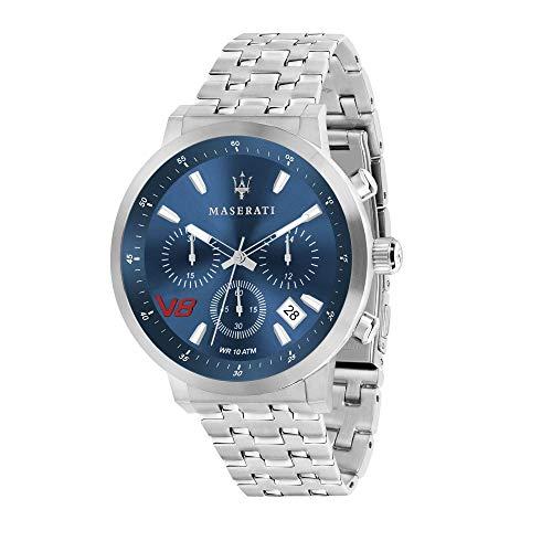 マセラティ イタリア 腕時計 メンズ 【送料無料】Maserati gran turismo R8873134002 Mens quartz watchマセラティ イタリア 腕時計 メンズ