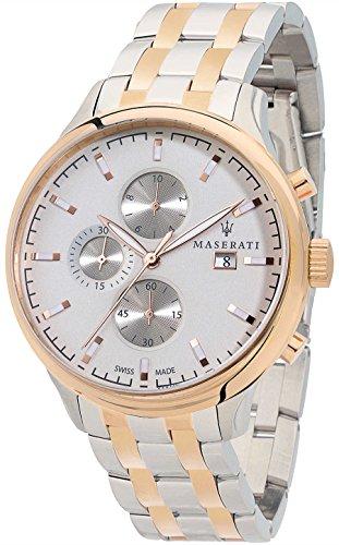 腕時計 マセラティ イタリア メンズ 【送料無料】MASERATI ATTRAZIONE Men's watches R8873626002腕時計 マセラティ イタリア メンズ