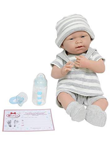 ジェーシートイズ 赤ちゃん おままごと ベビー人形 【送料無料】JC Toys 18519 La Newborn Baby Play Dolls, 15