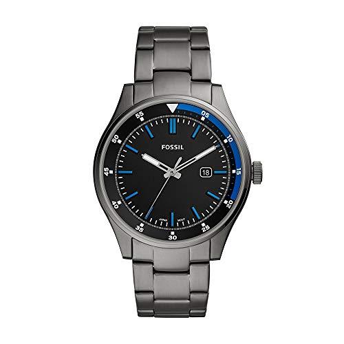 フォッシル 腕時計 メンズ 【送料無料】Fossil Men's Quartz Stainless Steel Strap, Metallic, 22 Casual Watch (Model: FS5532)フォッシル 腕時計 メンズ
