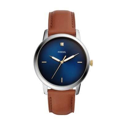 フォッシル 腕時計 メンズ 【送料無料】Fossil Mens Analogue Quartz Watch with Leather Strap FS5499フォッシル 腕時計 メンズ