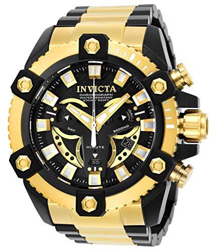 インヴィクタ インビクタ フォース 腕時計 メンズ 【送料無料】Invicta Men's Coalition Forces Quartz Watch with Stainless Steel Strap, Two Tone, 31 (Model: 25584)インヴィクタ インビクタ フォース 腕時計 メンズ