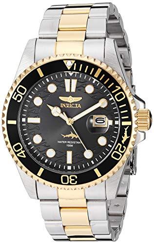 腕時計 インヴィクタ インビクタ プロダイバー メンズ 【送料無料】Invicta Men's Pro Diver Quartz Watch with Stainless Steel Strap, Two Tone, 22 (Model: 30023)腕時計 インヴィクタ インビクタ プロダイバー メンズ