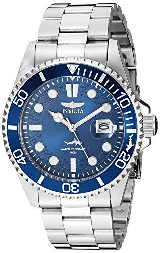 腕時計 インヴィクタ インビクタ プロダイバー メンズ 【送料無料】Invicta Men's Pro Diver Quartz Watch with Stainless Steel Strap, Silver, 22 (Model: 30019)腕時計 インヴィクタ インビクタ プロダイバー メンズ