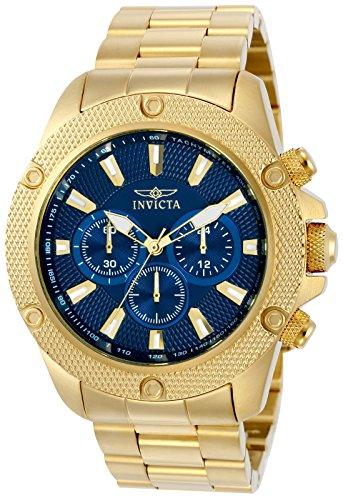 インヴィクタ インビクタ プロダイバー 腕時計 メンズ 【送料無料】Invicta Men's Pro Diver Quartz Watch with Stainless-Steel Strap, Gold, 24 (Model: 22719)インヴィクタ インビクタ プロダイバー 腕時計 メンズ
