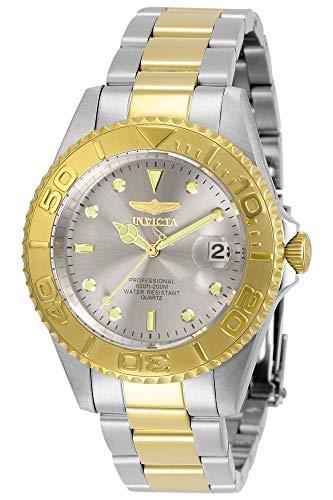 腕時計 インヴィクタ インビクタ プロダイバー メンズ 【送料無料】Invicta Men's Pro Diver Quartz Watch with Stainless Steel Strap, Two Tone, 18 (Model: 29943)腕時計 インヴィクタ インビクタ プロダイバー メンズ